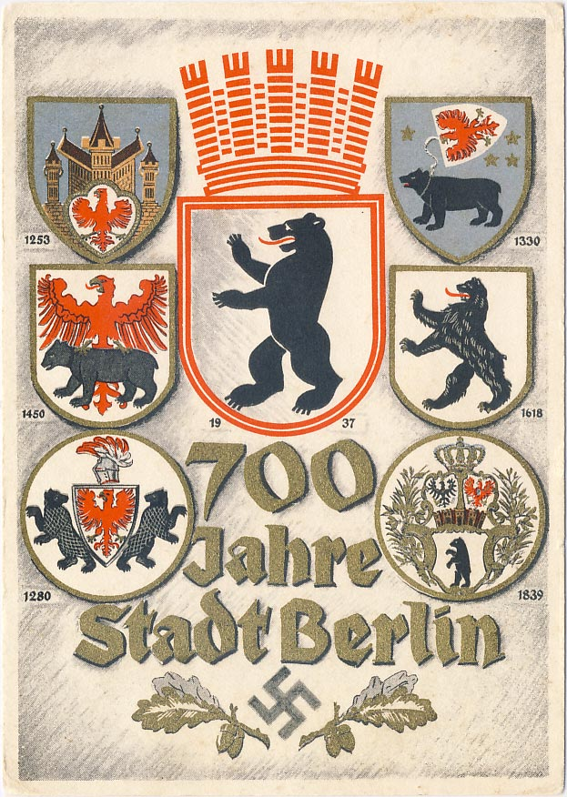 700 years Berlin City