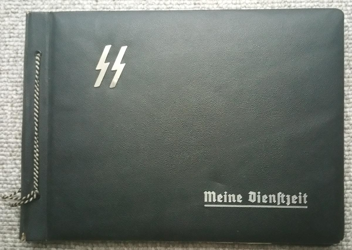 Photo album. SS-Regiment Deutschland